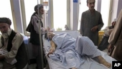 هۆی تهقینهوهیهک له نێو نهخۆشخانهیهک له ئهفغانستان 60 کهس کوژراون و 120 کهسیش بریندار بوون