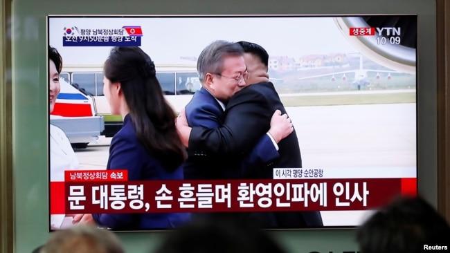 文在寅:金正恩很快访问首尔