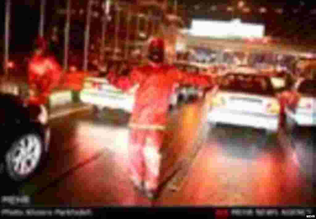حاجی فیروز و رقص و شادی در خیابان های تهران