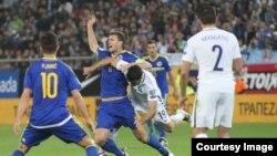 Utakmica završena neriješeno (Fotografija preuzeta sa stranice Fudbalskog saveza BiH)
