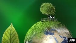 地球日设计图