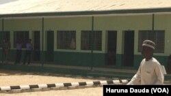 Makarantar da Nigeria Stock Exchange ta gina a Maiduguri, Borno
