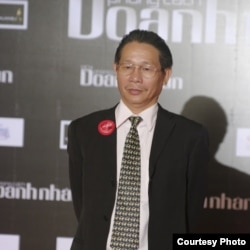 Blogger Huỳnh Ngọc Chênh.