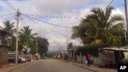 Rua de Nampula, Moçambique