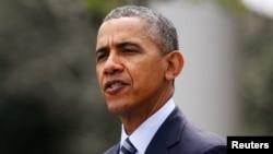 Tổng thống Obama nói rằng chính sách này có thể tác động đến gần 28 triệu người Mỹ trên cả nước