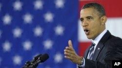 Δεύτερη θητεία στο Λευκό Οίκο ζητά ο Πρόεδρος Ομπάμα