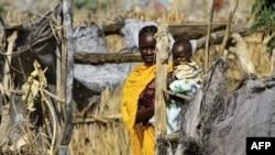 Табір біженців у Дарфурі