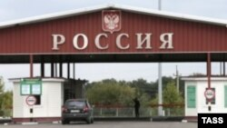 На кордоні з Росією