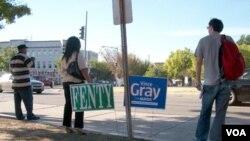 Washington busca alcalde