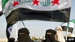 Người Syria biểu tình chống Tổng thống Bashar Al-Assad, 21/7/2011