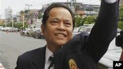 Presiden Federasi Sepakbola Thailand, Worawi Makudi (foto: dok).