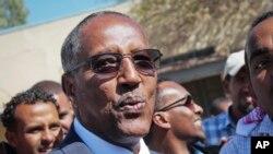 Muse Bihi Abdi dan takarar shugaban kasa na jam'iyyar dake mulki