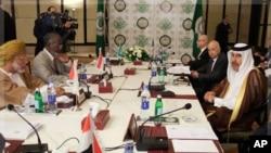 Κυρώσεις κατά της Συρίας από τον Αραβικό Σύνδεσμο