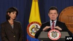 Tổng Thống Santos kêu gọi các nhà lập pháp Hoa Kỳ phê chuẩn hiệp định tự do thương mại với Colombia bị