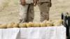 گمرک ایران: محموله قاچاق تجهیزات پزشکی در گونیهای سیبزمینی کشف شد