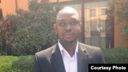 Bahati Satir Omar wo muri YALI