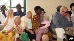 Kassim Kazungu umukuru w'ishirahamwe rya ba Nyamwema mu Burundi.