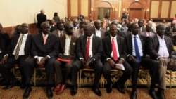 Civil Strife No Answer To South Sudan Crisis