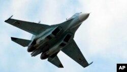 苏-30(资料照片)