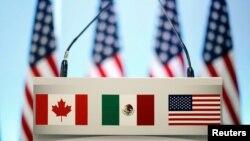 """El secretario de Estado, Mike Pompeo, aseguró que el acuerdo comercial """"aumentará la prosperidad económica"""" de EE.UU., México y Canadá."""