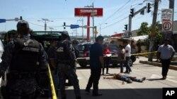 """EE.UU. advierte """"No viajar"""" a los estados de México Tamaulipas, Sinaloa, Colima, Michoacán y Guerrero."""