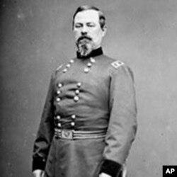 麦克道威将军