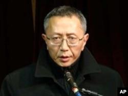 貢噶札西 達賴喇嘛北美代表處華人事務負責人