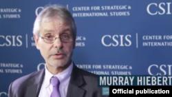 CSIS ရဲ႕အႀကီးတန္းသုေတသီ Murray Hiebert (CSIS Southeast Asia Program)