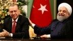 イランとトルコの関係は地域目標を共有して深化