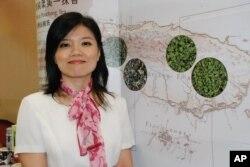 台灣區茶輸出業同業公會理事長高毅芳