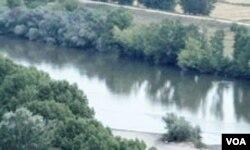 Grčko-turska granica: Rijekom rijeka migranata