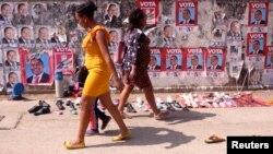 """Marcha encerra campanha """"16 dias de activismo pelo fim da violência"""""""