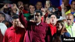 El gobierno del presidente de Venezuela, Nicolás Maduro, calificó de ilegal las sanciones impuestas por EE.UU. tras la cuestionada elección del domingo 20 de mayo de 2018.