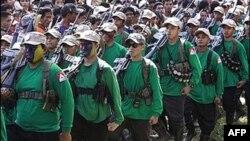 Quân nổi dậy thuộc nhóm Quân đội Cộng Hòa Tân Nhân Dân