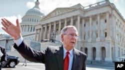 美國參議院多數黨領袖麥康奈爾