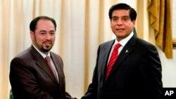 آقای ربانی با مقام های ارشد پاکستان هم ملاقات های داشت