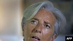Bộ trưởng Tài chính Pháp Christine Lagarde
