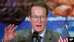 معاون وزیر ولیم آر براؤن فیلڈ (فائل فوٹو)
