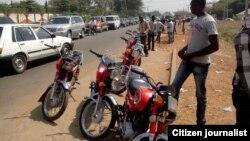 Vue de Makurdi, Etat de Benue, NIgeria