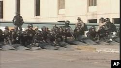 موج تازۀ مظاهرات در بغداد