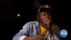 Burkina Faso Rapper Turned Farmer Rhymes on Climate Change