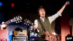 Paul McCartney ABD Turnesini Tamamladı