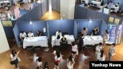 탈북 청소년 대상 대학입시박람회 (자료사진)