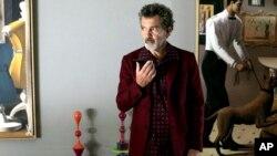 اسپین سے شارٹ لسٹ ہونے والی فلم پین اینڈ گلوری کا ایک منظر