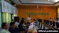 ကခ်င္ျပည္နယ္ အစိုးရအဖြဲ႔ (ဓါတ္ပံု-Kachin State Government Office)