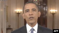 Բարաք Օբաման խոստանում է Աֆղանստանից դուրս բերել ամերիկյան ուժերը