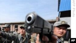 China Increases Military Budget 7.5% བོད་སྐད།