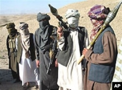 Des insurgés taliban en Afghanistan