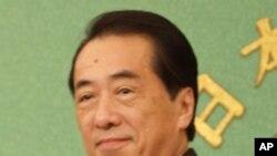 간 나오토 총리 (자료사진)