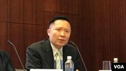台灣友嘉集團旗下美國薩吉諾公司執行副總陳天華